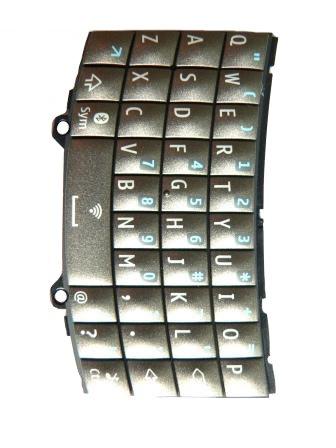 Klávesnice Nokia Asha 303 Graphite