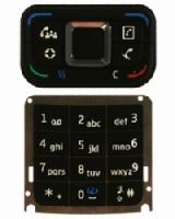 Klávesnice Nokia E65 Black Set