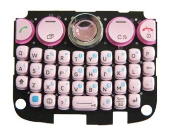 Klávesnice SonyEricsson CK13i Pink Qwerty