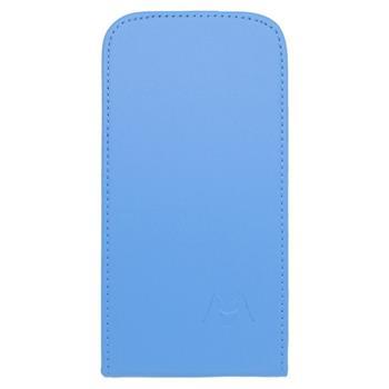 Knižkové (diárové) puzdro Samsung i8190 Galaxy S III (S3) Mini, S3 mini i8200 VEmodrá