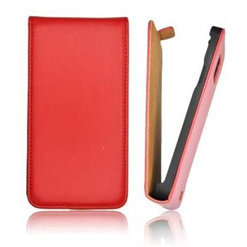 Knižkové puzdro Slim Samsung Galaxy S4 i9500 / i9505, Červené