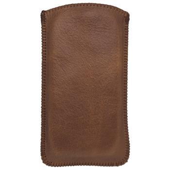 Kožené puzdro iPhone 5