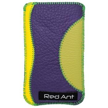 Kožené puzdro Red Ant iPhone 4G/4S