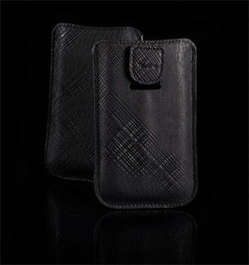 Kožené púzdro Zumi Black pre Wildfire/WildfireS/ Lg Bl20/Gt500/Gt505/Kp500/ Sam S3650/s5230/s5620