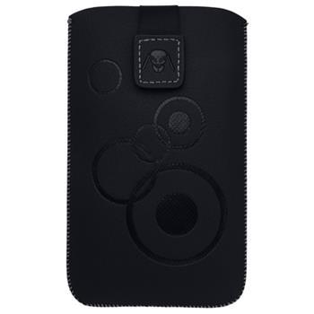 Koženkové puzdro Galaxy Note