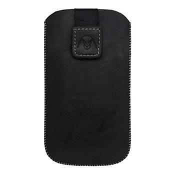 Koženkové puzdro iPhone 5