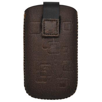 Koženkové puzdro Samsung Galaxy Ace