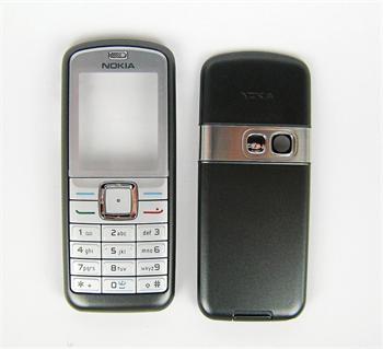 kryt Nokia 6070 Silver