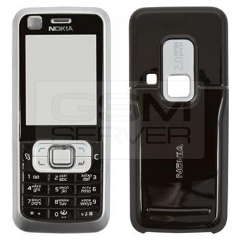 kryt Nokia 6120 silver