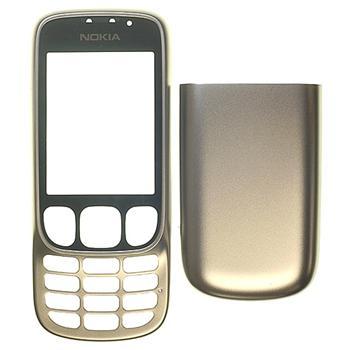 kryt Nokia 6303 silver