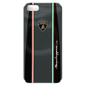 Lamborghini Superleggera D1 Zadní Kryt Metallic Grey pro iPhone 5/5S