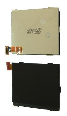 LCD Display BlackBerry 9780 vs. 001/111