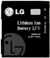LGIP-470A LG baterie 800mAh Li-Ion (Bulk) (KG70,KF600,KF750)