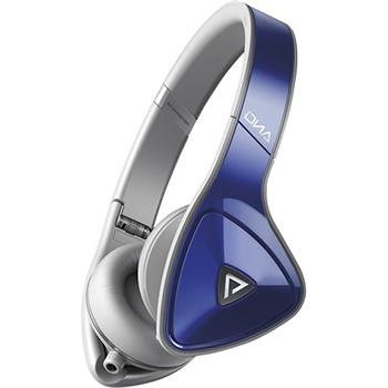 Monster DNA On-Ear Stereo Headset Blue (EU Blister)