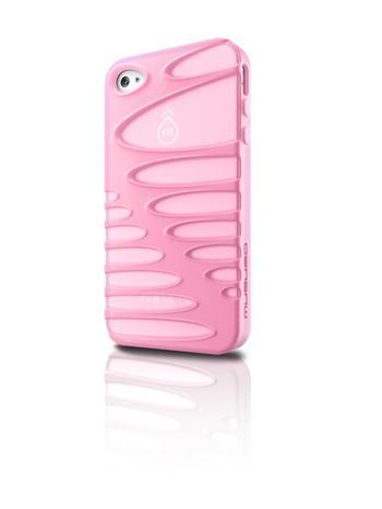 Musubo pouzdro Sexy pro Apple iPhone 4/4S Rose Pink (EU Blister)