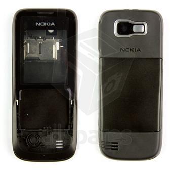 Náhradný kryt Nokia 2630 Black