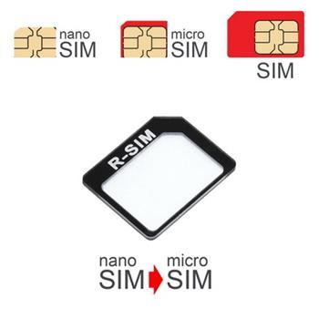 Nano SIM adaptér