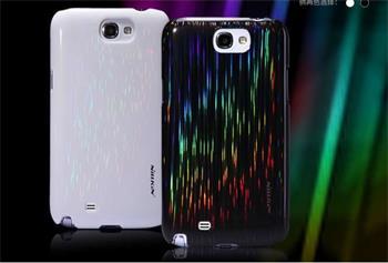 Nillkin Dynamic Colors Zadní Kryt White pro Samsung N7100 Galaxy Note2