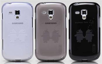 Nillkin Rainbow Zadní Kryt Black pro Samsung S7562 Galaxy S Duos