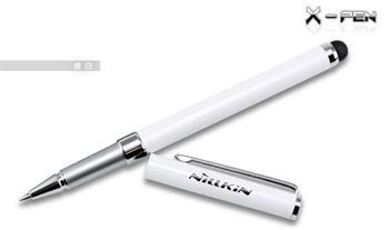 Nillkin X-Pen Stylus včetně Pera pro Kapacitní Dotyky White (EU Blister)