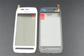 Nokia 603 White Dotyková Deska