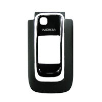 Nokia 6131 Black Přední Kryt