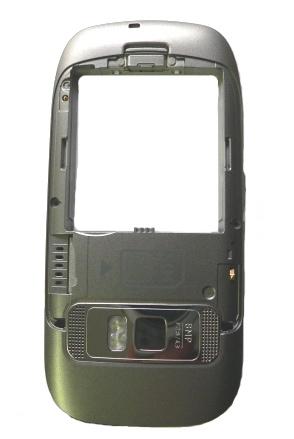 Nokia 701 Light Silver Střední Díl