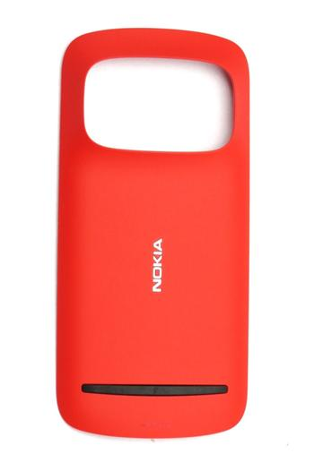 Nokia 808 PureView Red Kryt Baterie