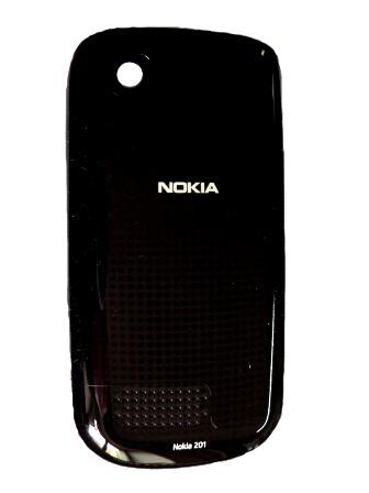 Nokia Asha 200/201 Graphite Kryt Baterie