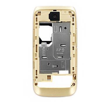 Nokia Asha 308 Gold Střední Díl