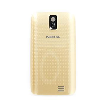 Nokia Asha 308 Golden Light Kryt Baterie