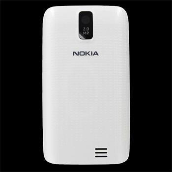 Nokia Asha 309 White Kryt Baterie