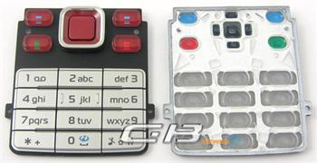 NOKIA FLEX 6300 klávesnica red