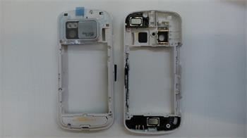 Nokia N97 biely stredový panel + repro,zvonček,anténa originál Nokia