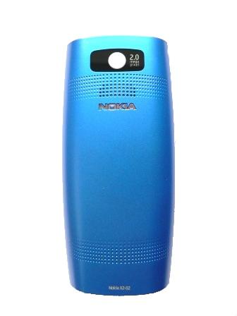Nokia X2-02 Ocean Blue Kryt Baterie