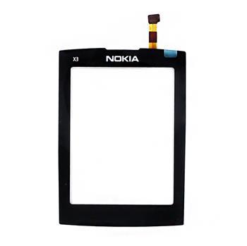 Nokia X3-02 dotyková deska vč. sklíčka