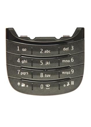 Numerická Klávesnice Nokia C2-05 Graphite