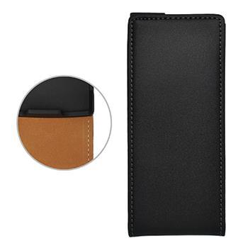 Puzdro koženkové Samsung S5570