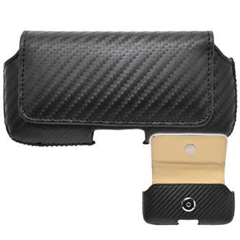 Puzdro koženkové Samsung S5620 Monte