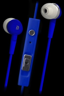Radiopaq Trio Stereo Headset 3,5mm Blue (EU Blister)