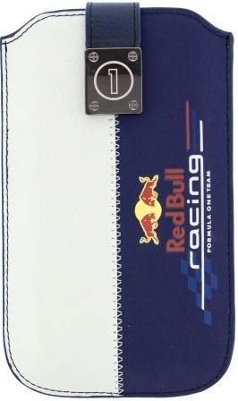 RedBull Racing Dynamic Pouzdro pro iPhone 5 Grey/White