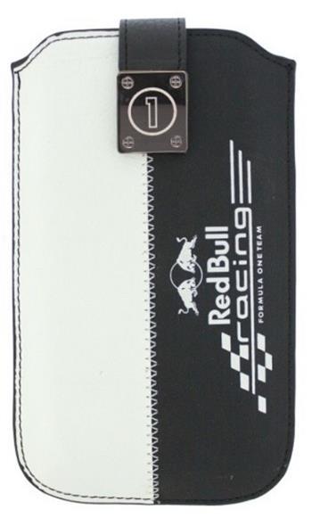 RedBull Racing Dynamic Pouzdro pro Samsung i9100 Čierno Biele