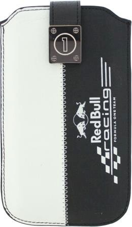 RedBull Racing Dynamic Pouzdro vel. L (129x67x16mm) Grey/White