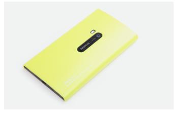 ROCK Extra Shell Zadní Kryt pro Nokia Lumia 920 Yellow