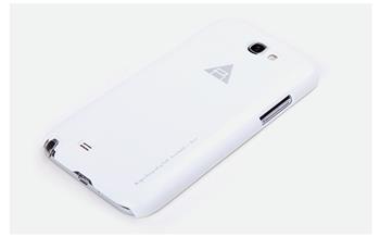 ROCK Extra Shell Zadní Kryt pro Samsung N7100 Galaxy Note2 White