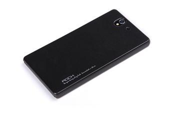 ROCK Extra Shell Zadní Kryt pro Sony Xperia L Black