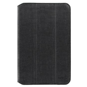 ROCK Flexible Kožené Pouzdro Black pro Samsung N5100 Note 8.0 Black
