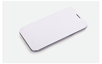 ROCK Flip Elegant Kožené Pouzdro pro Samsung N7100 Galaxy Note2 White