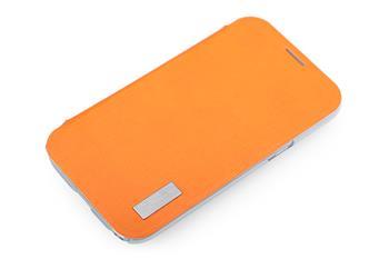ROCK Folio Elegant Pouzdro pro Samsung N5100 Note 8.0 Orange