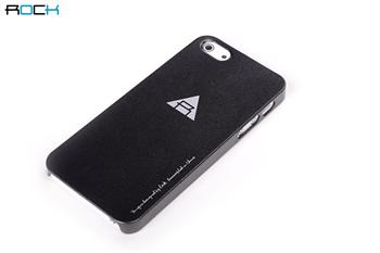 ROCK New Naked Shell Zadní Kryt pro iPhone 5, 5S, SE Čierne